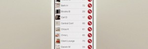 InReality Phone List App